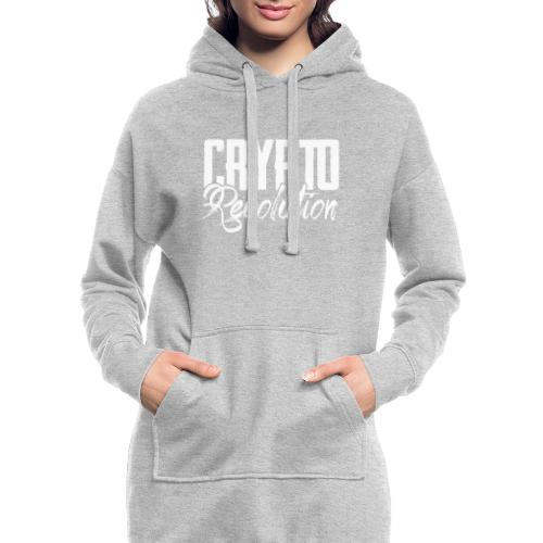 Crypto Revolution - Hoodie Dress