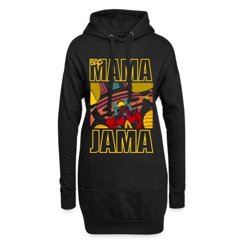 BAD MAMA JAMA - Sweat-shirt à capuche long Femme
