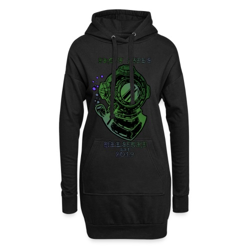 Frost Pipes The Eldritch Nautical LIMITED EDITION - Hoodie Dress