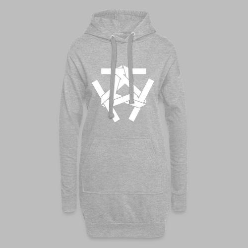 KKK-Logo-vektor - Hoodie-Kleid