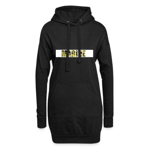 Marine Army - Hoodie-kjole