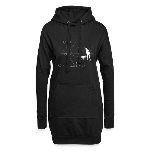 Plate Pioneer Sheep - Hoodie Dress