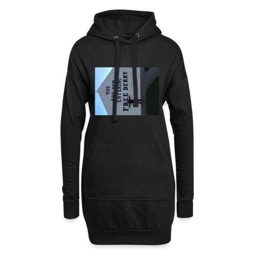 free derry - Hoodie Dress