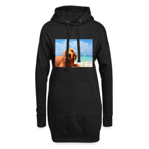 perry-fotoscompleta-jpg - Sudadera vestido con capucha