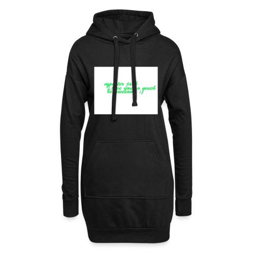 monster jack logo - Hoodie Dress