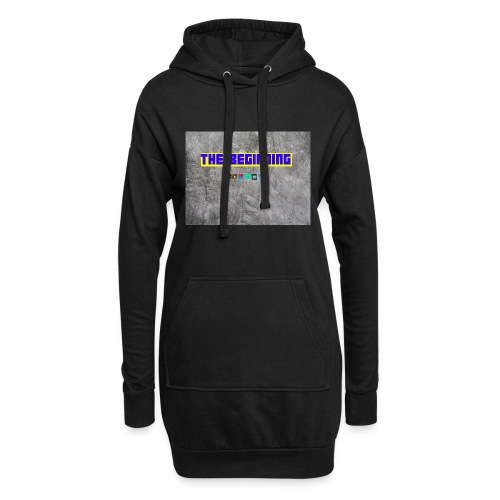 The Beginning - Hoodie Dress