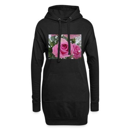 DSC00066 - Sweat-shirt à capuche long Femme