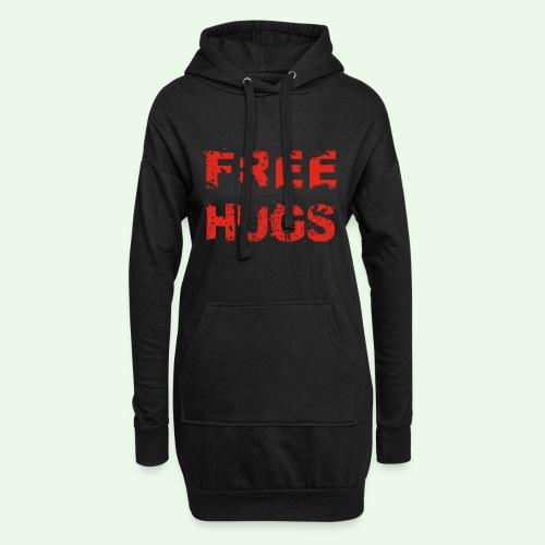 Free Hugs // Flirten // T-Shirt - Hoodie-Kleid