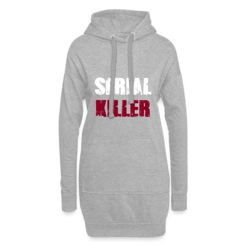 Serial Killer - Hoodie-Kleid
