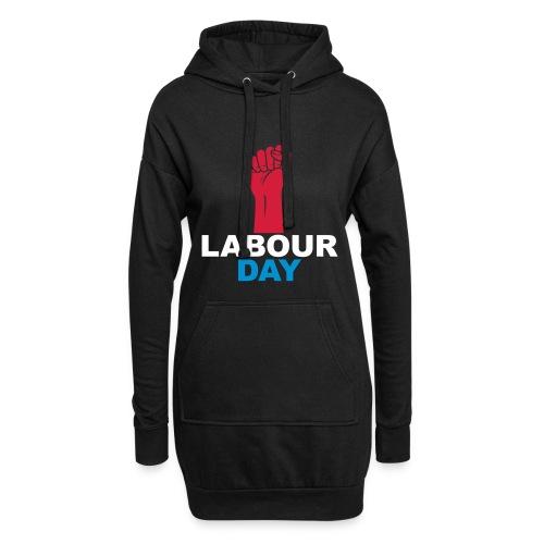 Labour day - Hoodie Dress