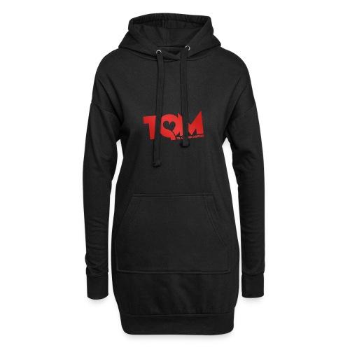 TQM- cappellino - Vestitino con cappuccio