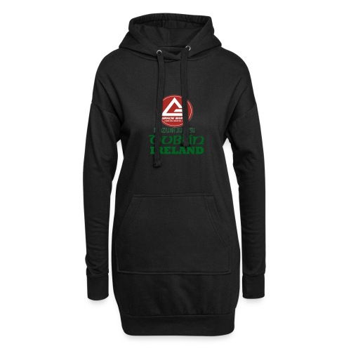 Gracie Barra Dublin Gaelic Celtic Font PNG - Hoodie Dress
