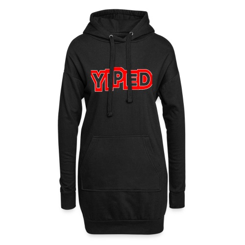 FIRST YIPED OFFICIAL CLOTHING AND GEARS - Hoodie Dress