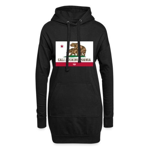 California, Californiano, Fuck, Orso - Vestitino con cappuccio