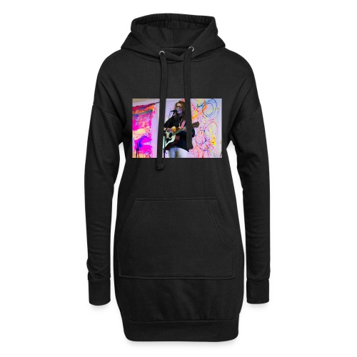 Leah Haworth Performing (Official Merchandise) - Hoodie Dress