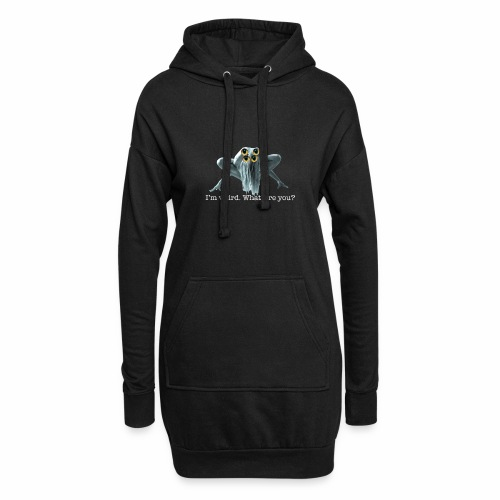 Im weird - Hoodie Dress