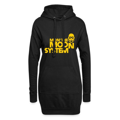 Mon' The Moon System - Hoodie Dress