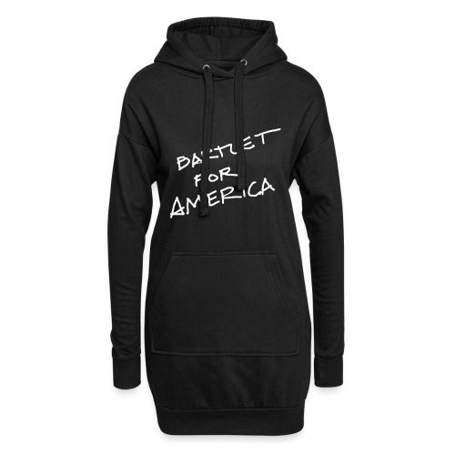 Bartlet For America - Hoodie Dress