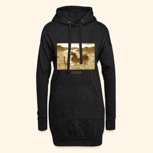 Geek T Shirt Excalibur 2.0 - Hoodie-Kleid