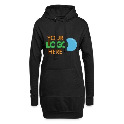 Your Logo Here - Hoodie Dress
