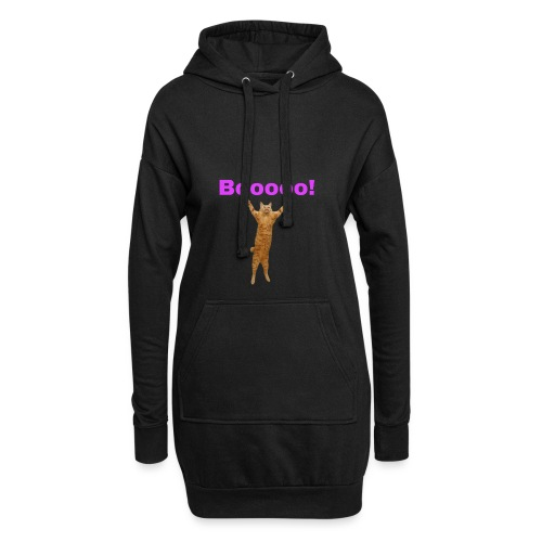 Cat scared - Hoodie Dress