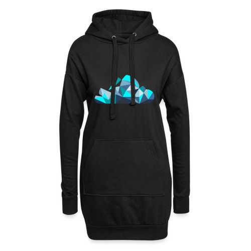 'CLOUD' Mens T-Shirt - Hoodie Dress
