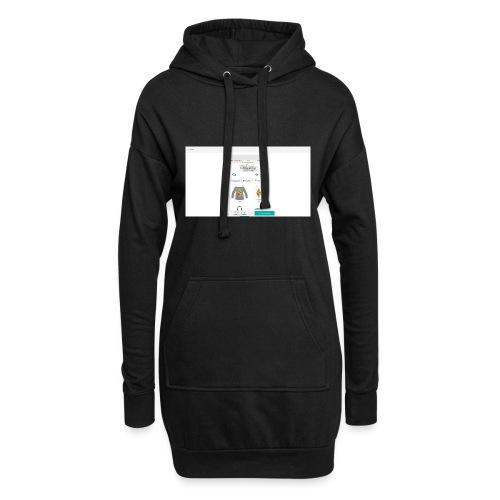 00-1_Preview_Mobile - Hoodie-Kleid