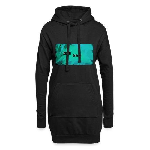 Zeqh EclipZz Youtube Name - Hoodie Dress