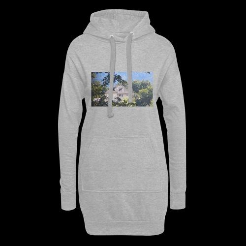 Altes Haus Vintage - Hoodie-Kleid