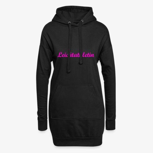 Leichtathletin - Hoodie-Kleid