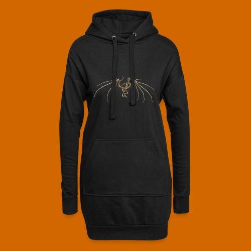Dargon - Männer T-Shirt - Hoodie-Kleid