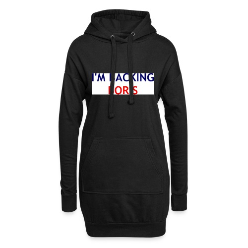 Backing Boris - Boxer Shirts - Hoodie Dress