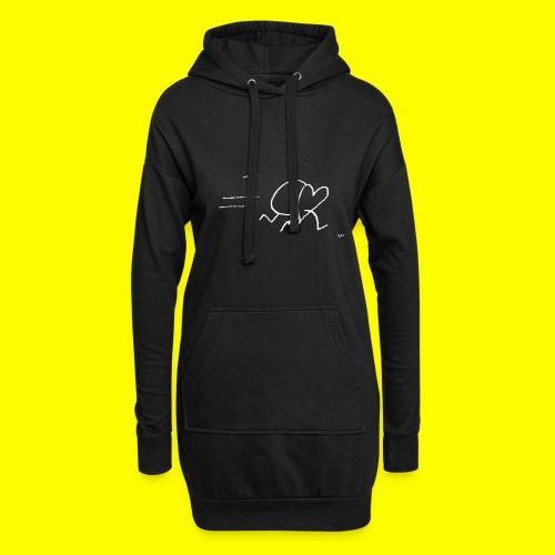 Herzkreislauf - Hoodie Dress