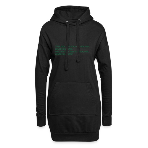 conor hourihane - Hoodie Dress
