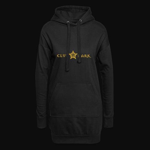 Club Dark Type - Hoodie-kjole