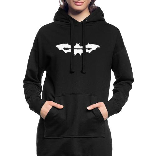 AjuxxTRANSPAkyropteriyaBlackSeriesslHotDesigns.fw - Hoodie Dress