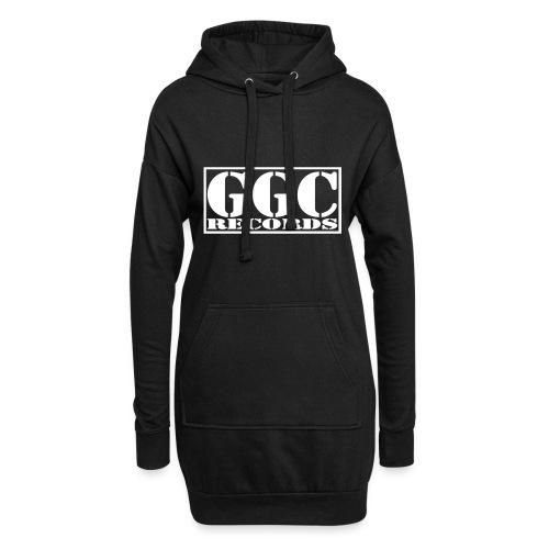 GGC-Records Label-Stempel - Hoodie-Kleid