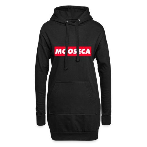 MOOSECA T-SHIRT - Vestitino con cappuccio