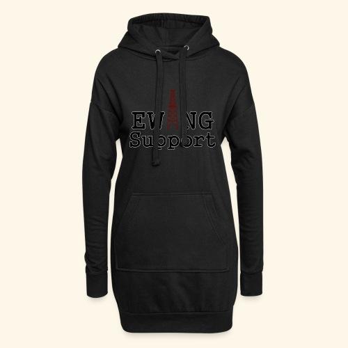 Ewing Support - Hoodie Dress