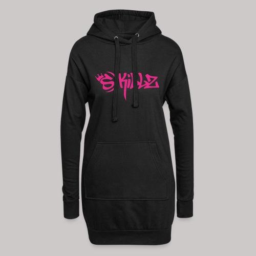 S Killz pink - Hoodie-Kleid