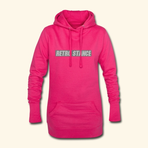 Retro Stance - Hoodie Dress