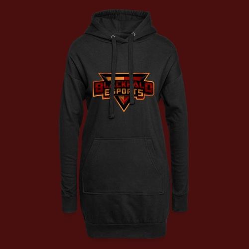 BlkHalo Esports - Hoodie-Kleid
