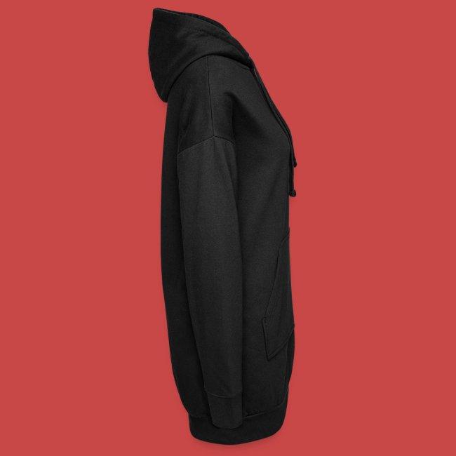 f5d363e668340 Elia Weiß ShopLogo Merchandise Hoodie Kleid dBCrxoe