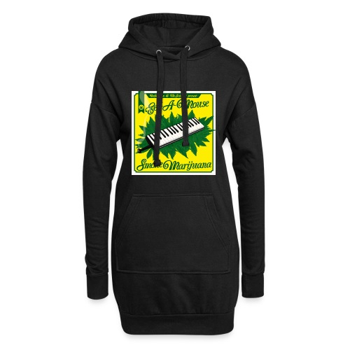 Smoke Marijuana - Hoodie Dress