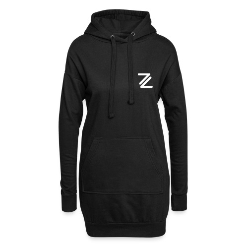 Logo De la chaine De Zido - Sweat-shirt à capuche long Femme