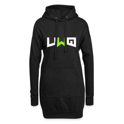 Vwq Logo Top - Hoodie Dress