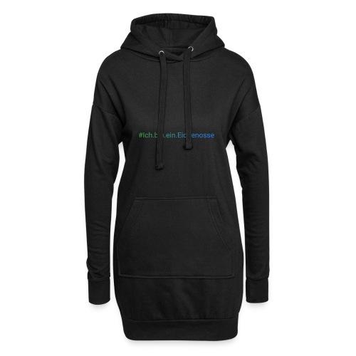 AddText 04 18 08 52 44 - Hoodie-Kleid