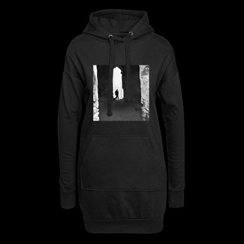 Misted Afterthought - Hoodie Dress