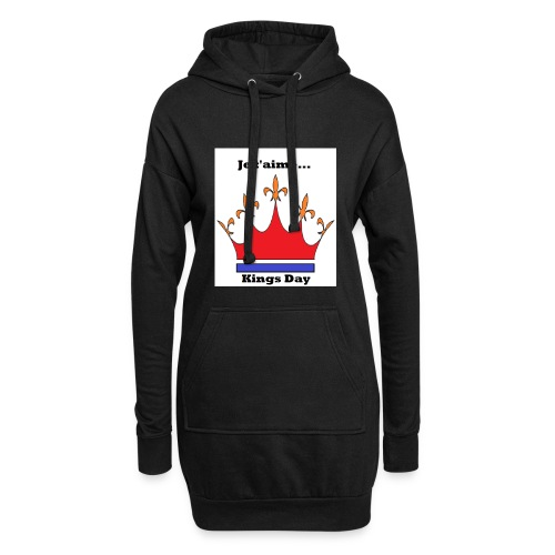 Je taime Kings Day (Je suis...) - Hoodiejurk