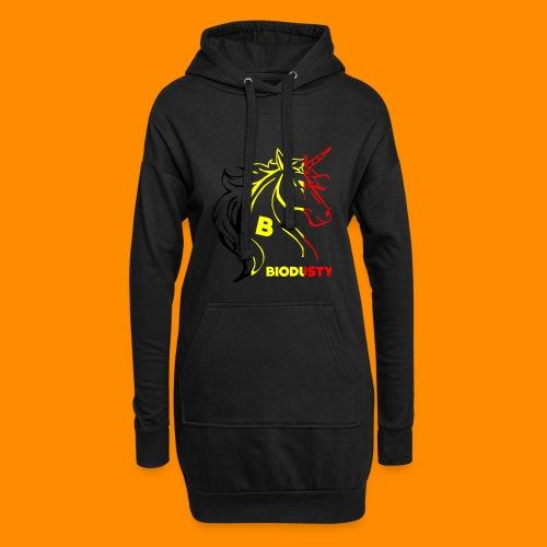 belgian biodusty unicorn hoodie unisex - Hoodiejurk